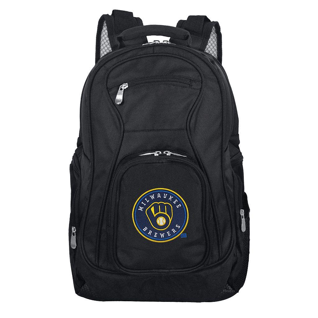 Milwaukee Brewers Premium Laptop Backpack