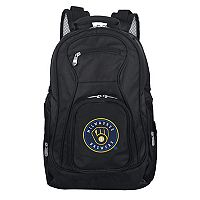 Milwaukee Brewers Premium Laptop Backpack