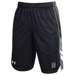 Boys 8-20 Under Armour Northwestern Wildcats Select Shorts