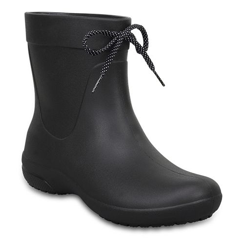 Crocs Freesail Shorty Women s Waterproof Rain Boots 5f4b9e8142