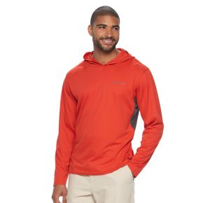 Men's Columbia Cool Coil Classic-Fit Hooded Tee