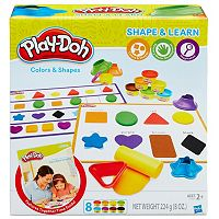 Play-Doh Shape & Learn Colors & Shapes Set