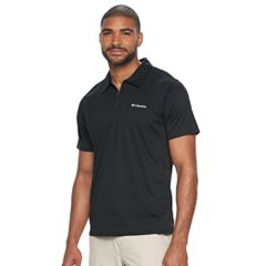 Men's Columbia Cool Coil Classic-Fit Quarter-Zip Polo