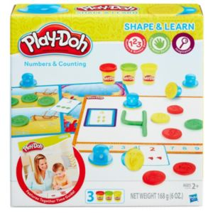 Play-Doh Shape & Learn Numbers & Counting Set