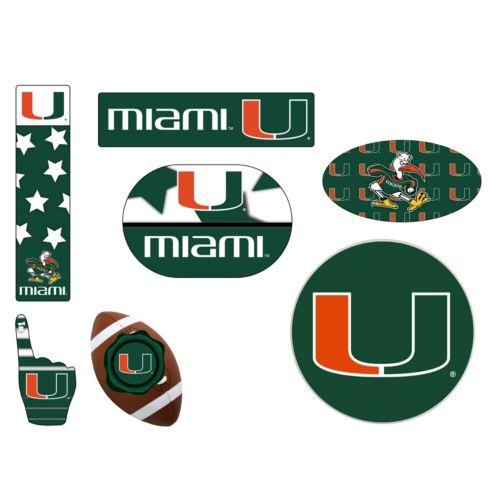 Miami Hurricanes Tailgate 6-Pi...