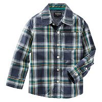 Boys 4-8 OshKosh B'gosh® Button-Front Shirt