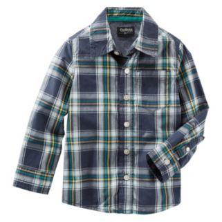 Boys 4-8 OshKosh B'gosh® Button-Front Shirt