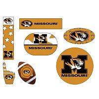 Missouri Tigers Tailgate 6-Piece Magnet Set