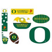Oregon Ducks Tailgate 6 pc Magnet Set