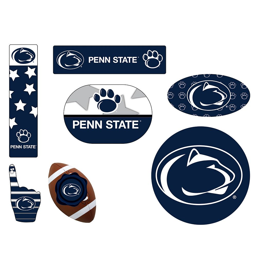 Penn State Nittany Lions Tailgate 6-Piece Magnet Set