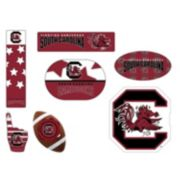 South Carolina Gamecocks Tailgate 6-Piece Magnet Set