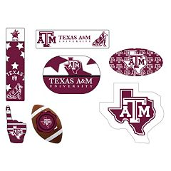 Texas A&M Aggies Tailgate 6-Piece Magnet Set