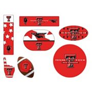 Texas Tech Red Raiders Tailgate 6 pc Magnet Set