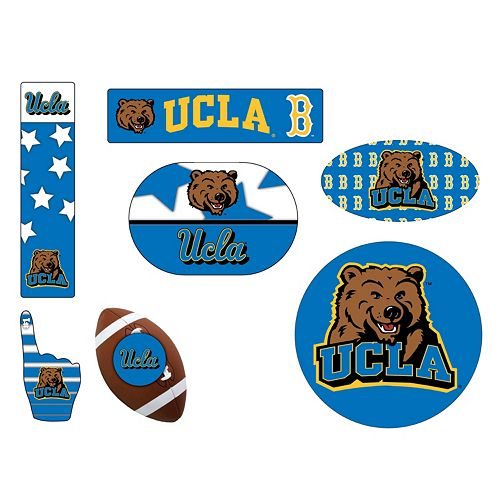 UCLA Bruins Tailgate 6-Piece Magnet Set