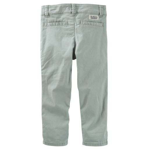 Boys 4-8 OshKosh B'gosh® Stretch Twill Pants