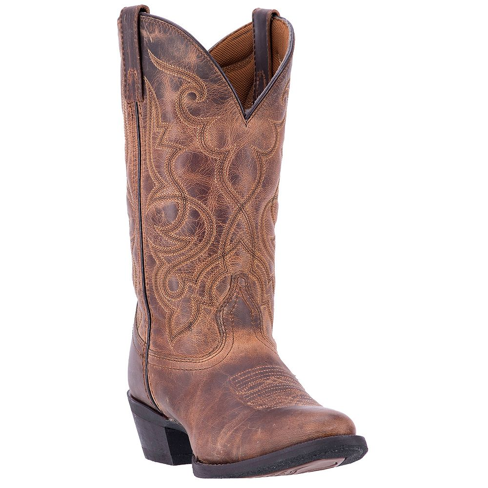 4e9ee2cd0ba9 Laredo Maddie Women s Distressed Cowboy Boots
