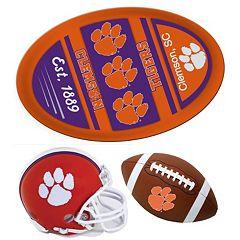 Clemson Tigers Helmet 3 pc Magnet Set