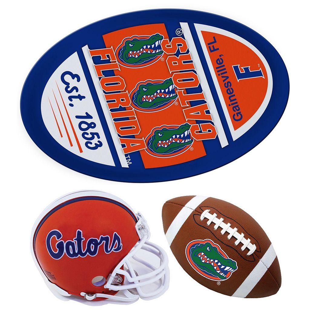 Florida Gators Helmet 3-Piece Magnet Set