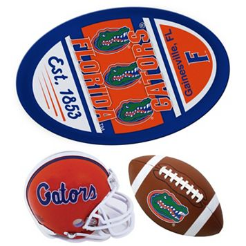 Florida Gators Helmet 3-Piece Magnet Set