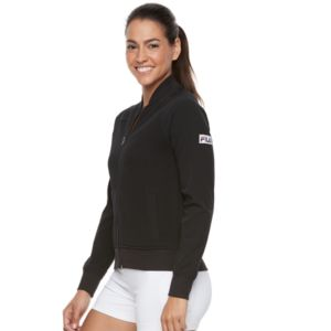 Women's FILA SPORT® Quilted Bomber Jacket