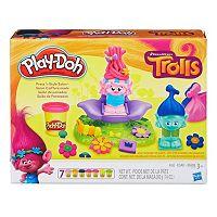 Dreamworks Trolls Press 'n Style Salon by Play-Doh