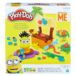 Despicable Me Minions Paradise by Play-Doh