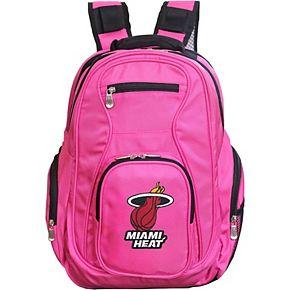 Miami Heat Premium Laptop Backpack