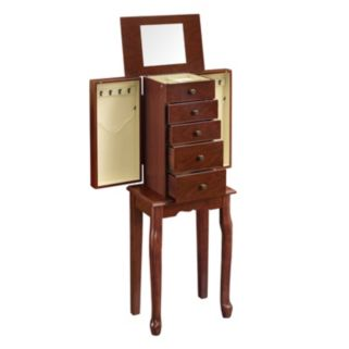 Linon Home Chloe Jewelry Armoire