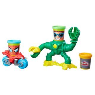 Marvel Spider-Man vs. Doc Ock Set by Play-Doh