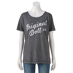 Juniors' Barbie 'Original Doll' Graphic Tee