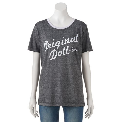 "Juniors' Barbie ""Original Doll"" Graphic Tee"