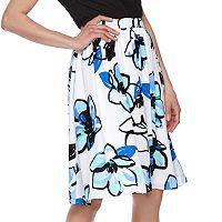 Women's ELLE™ Floral Skirt