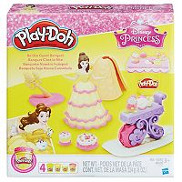 Disney Princess Belle Be Our Guest Banquet Playset by Play-Doh