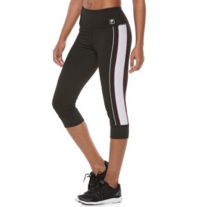 Women's FILA Sport® Striped Capri Leggings
