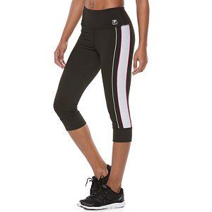 Women's FILA Sport® Striped Capri Leggings