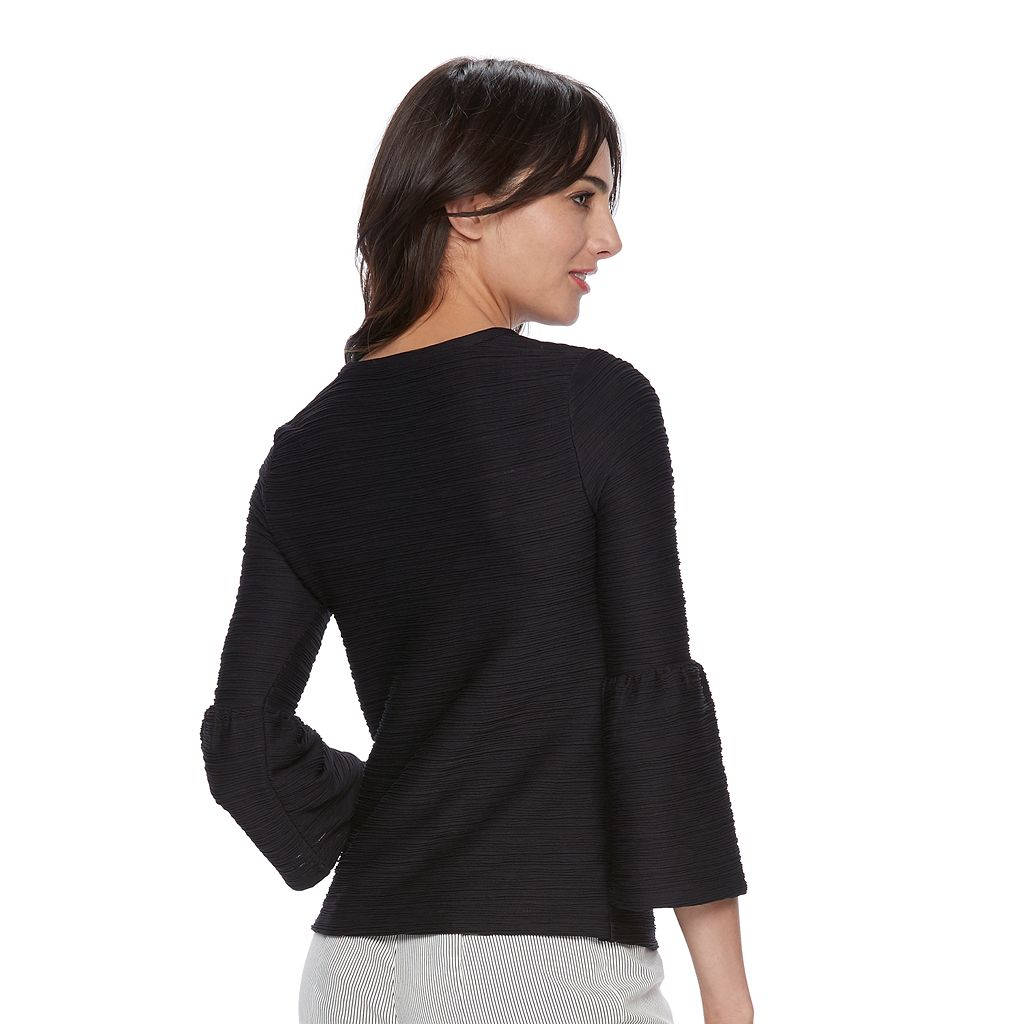 Women's ELLE™ Textured Top