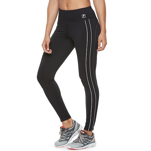 294a07d0b07a41 Women's FILA SPORT® Media Pocket Running Leggings