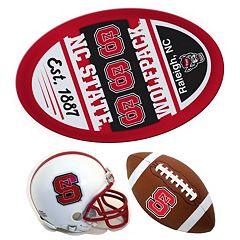 North Carolina State Wolfpack Helmet 3-Piece Magnet Set