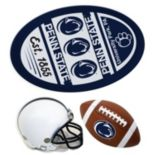 Penn State Nittany Lions Helmet 3-Piece Magnet Set