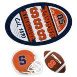Syracuse Orange Helmet 3-Piece Magnet Set