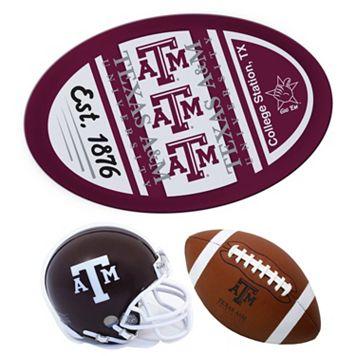 Texas A&M Aggies Helmet 3-Piece Magnet Set