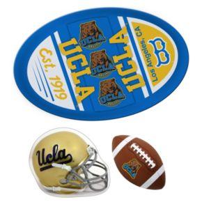 UCLA Bruins Helmet 3-Piece Magnet Set