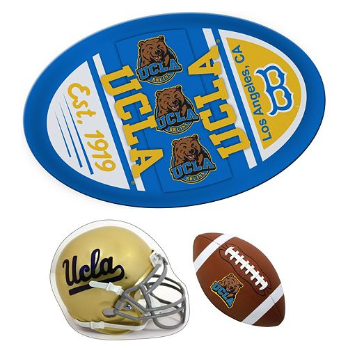UCLA Bruins Helmet 3-Piece Magnet Set