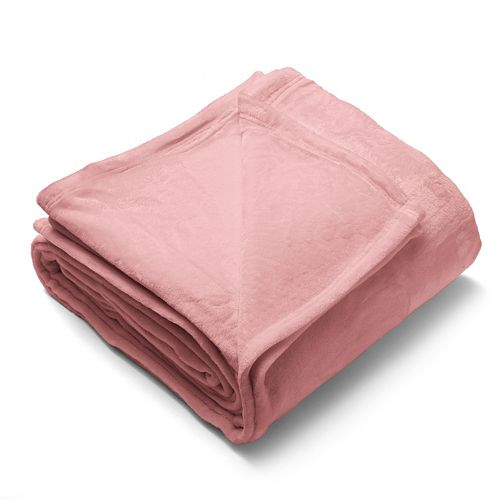 Marlo Collection Plush Fleece Luxury Blanket