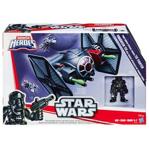 Galactic Heroes Star Wars First Order Special Forces TIE Fighter by Playskool Heroes