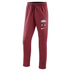 Men's Nike Arkansas Razorbacks Therma-FIT Pants
