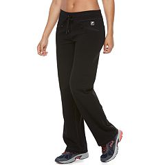 Women's FILA SPORT® Straight-Leg Performance Pants