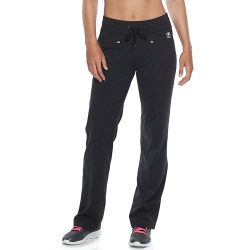 Women's FILA SPORT® Straight-Leg Performance Pants