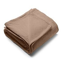 Silana Collection Plush Fleece Luxury Blanket