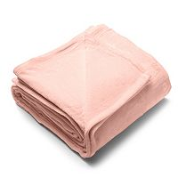 Silana Collection Plush Fleece Luxury Blanket